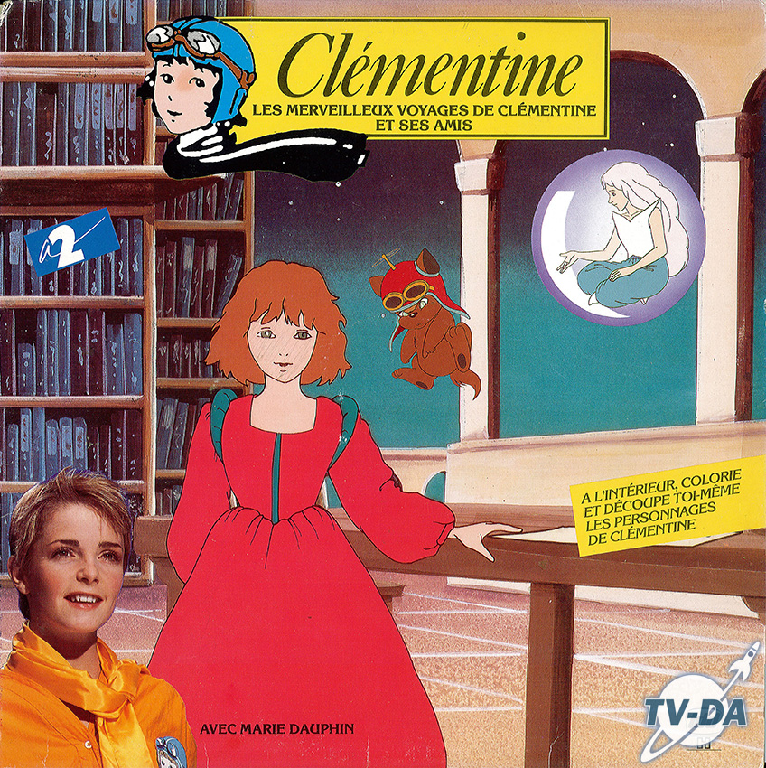 clementine disque vinyle 33 tours marie dauphin