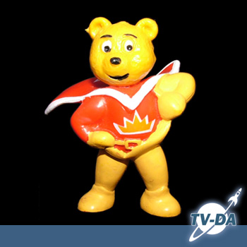figurine super ted
