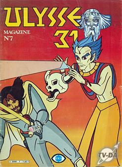 Livre Ulysse 31 Magazine N 7