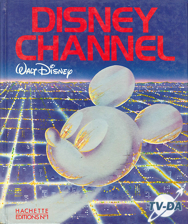 livre disney channel fr3