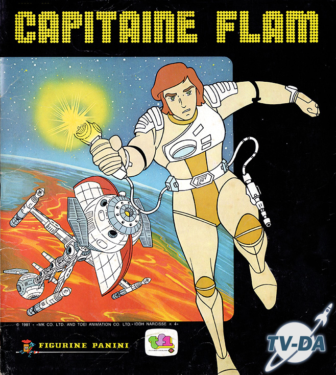 album images panini capitaine flam