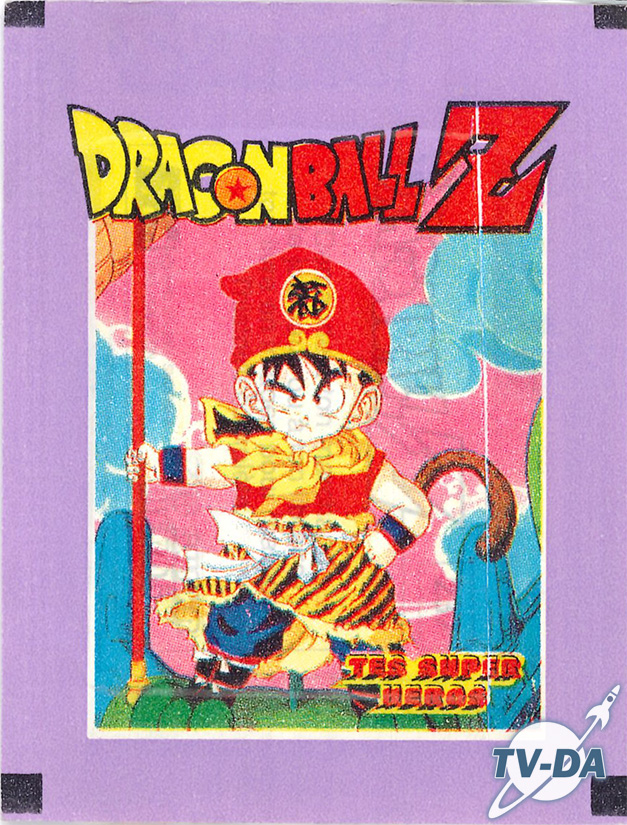 dragon ball z pochette sfc