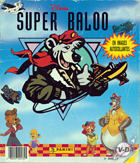 album images panini super baloo