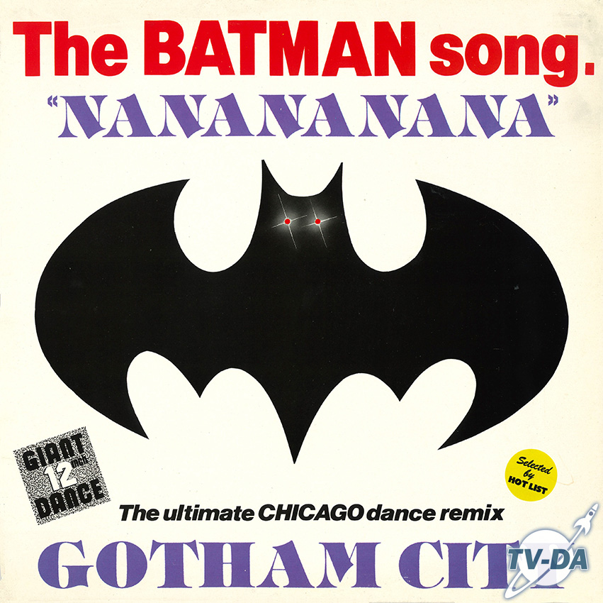 gotham city batman song nanananana