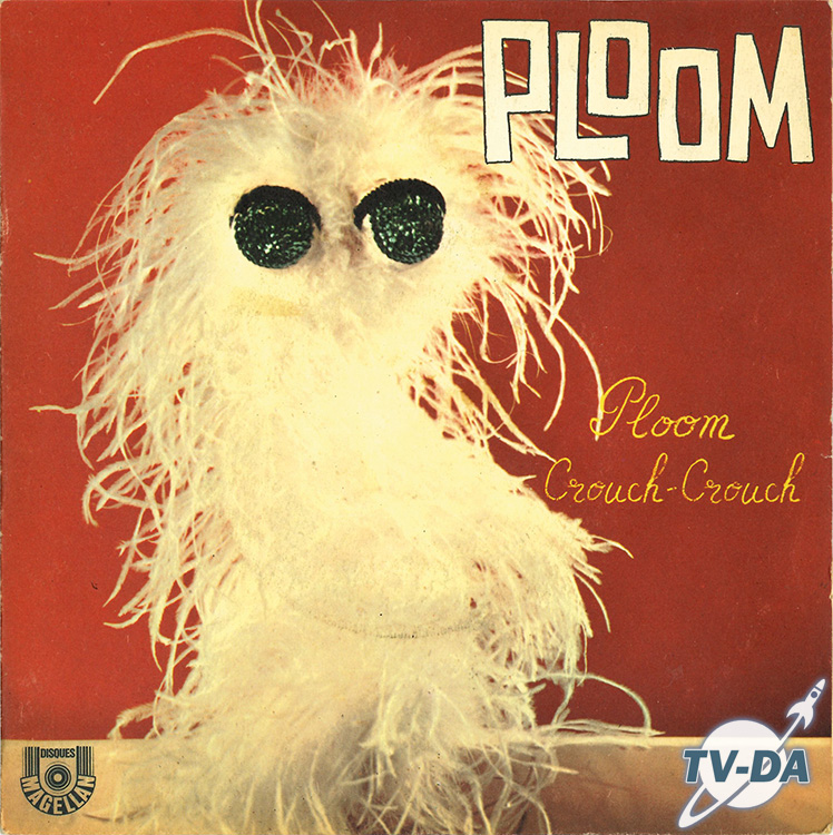 ploom crouch crouch disque vinyle 45 tours