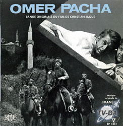disque vinyle 45 tours omer pacha