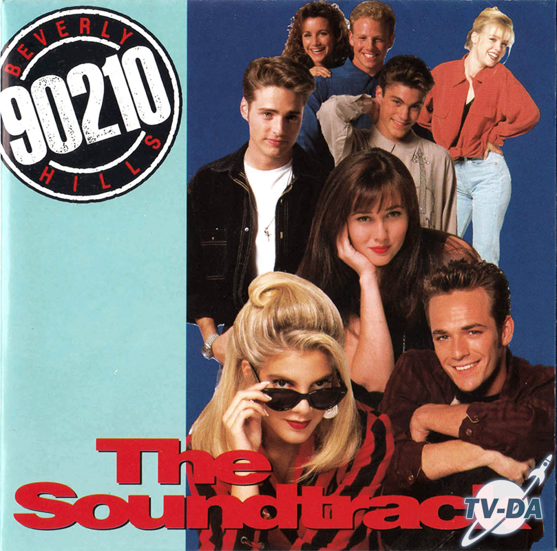 cd audio 90210 beverly hills