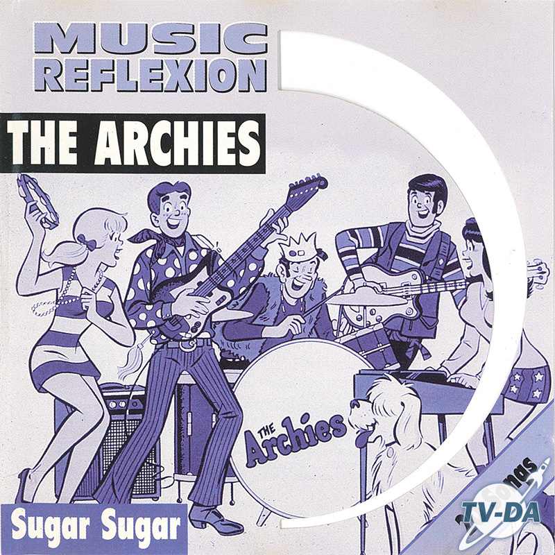 cd audio archies sugar sugar