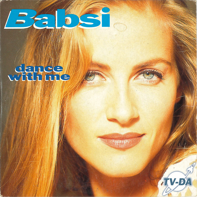cd audio single babsi dance with me