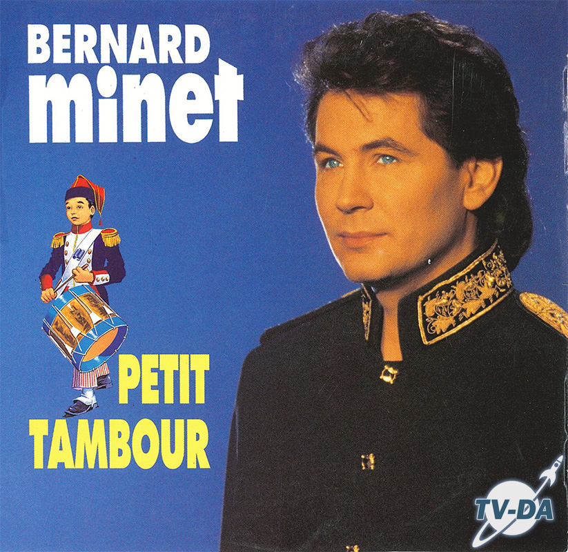 cd audio single bernard minet petit tambour