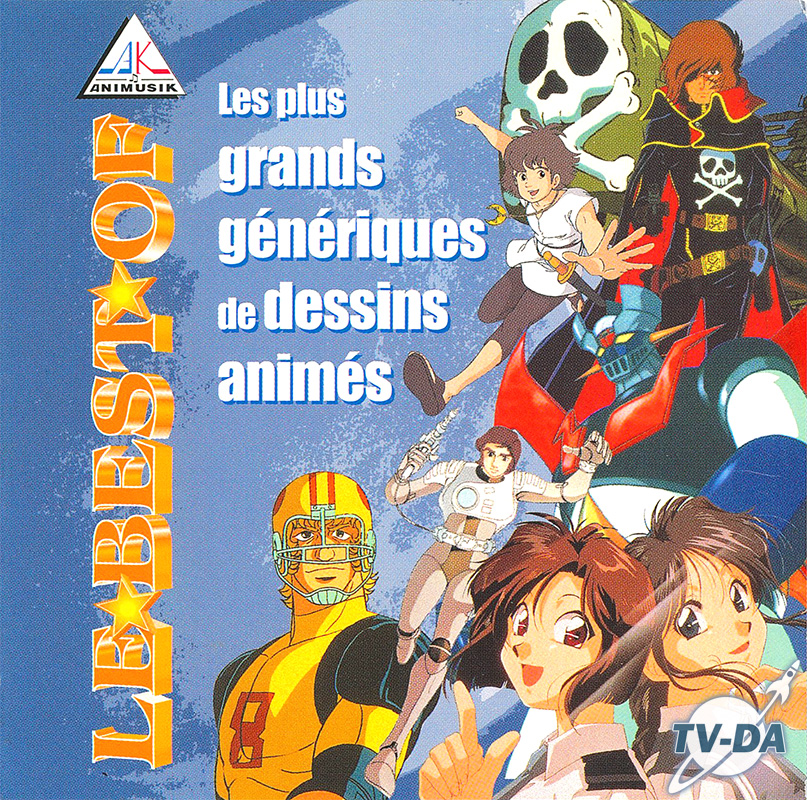 cd audio best of plus grands generiques dessins naimes