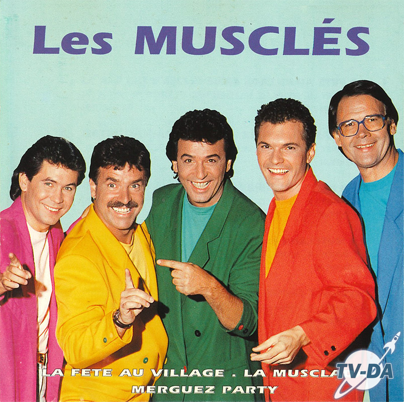 cd audio les muscles