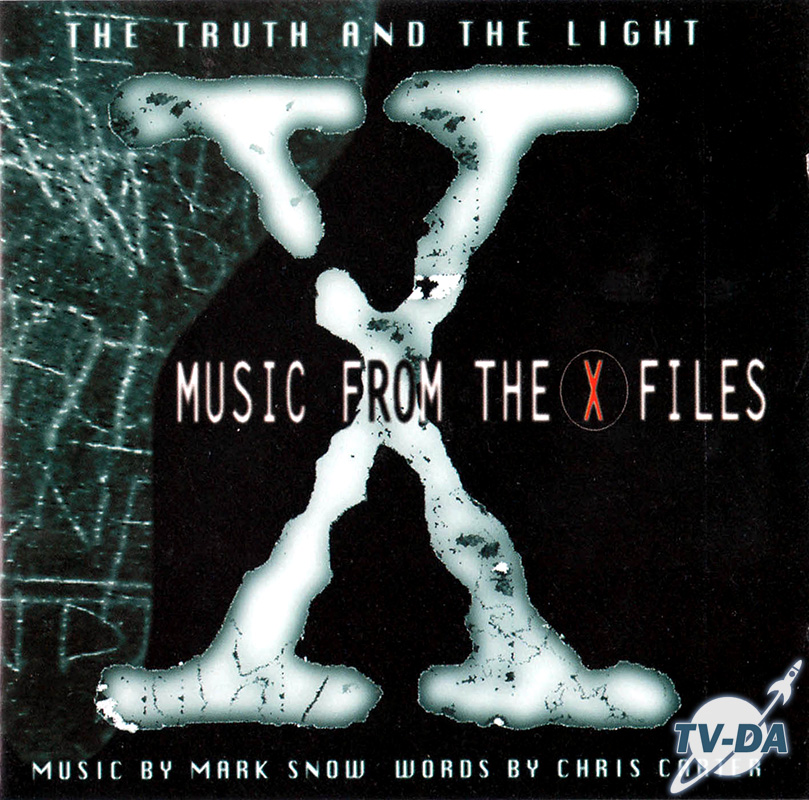 cd album music from x-files
