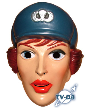 masque cesar gi joe
