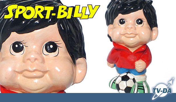 tirelire sport billy