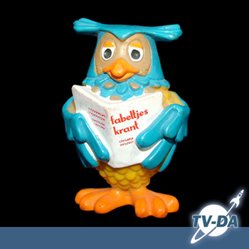 figurine Jacob le hibou