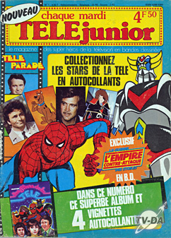 magazine telejunior numero 1