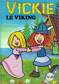 livre wickie le viking