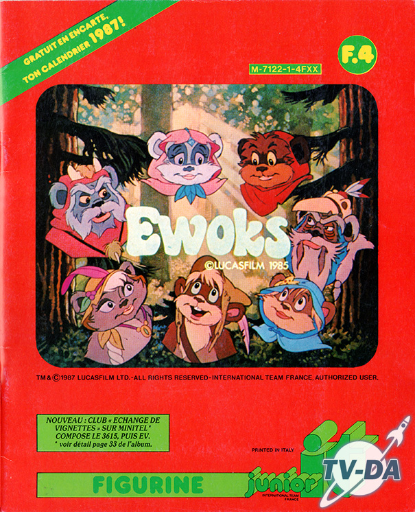 album images junior it les ewoks