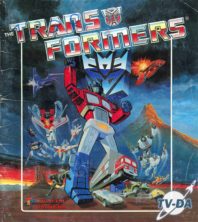 album images panini transformers