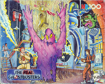 puzzle the real ghostbusters